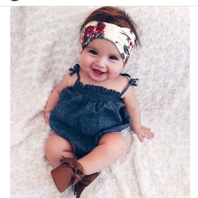 I need to dress my child this way.