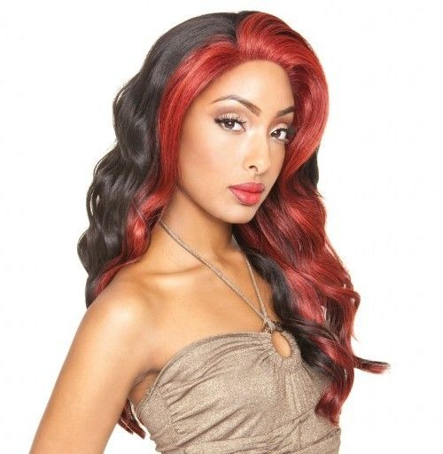 Luxe Beauty Supply - Isis Brown Sugar Human/Syn Lace #Wig - BS 608, $59.99 (http://www.lhboutique.com/isis-brown-sugar-human-syn-lace-wig-bs-608/)