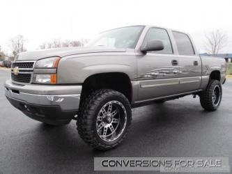 2006 Chevy Silverado 1500 Lifted Truck For Sale
