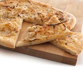 Receta Pizza genovesa de cebolla (Fugazza) por Thermomix Magazine - Receta de la categoria Verduras y hortalizas Receta Pizza genovesa de cebolla (Fugazza) por Thermomix Magazine - Receta de la categoria Verduras y hortalizas