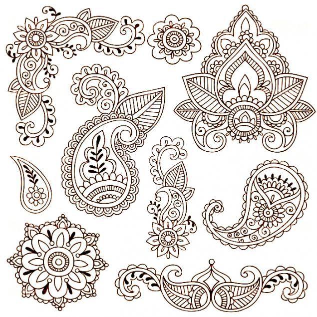 Волшебное искусство Мехенди - Ярмарка Мастеров - ручная работа, handmade