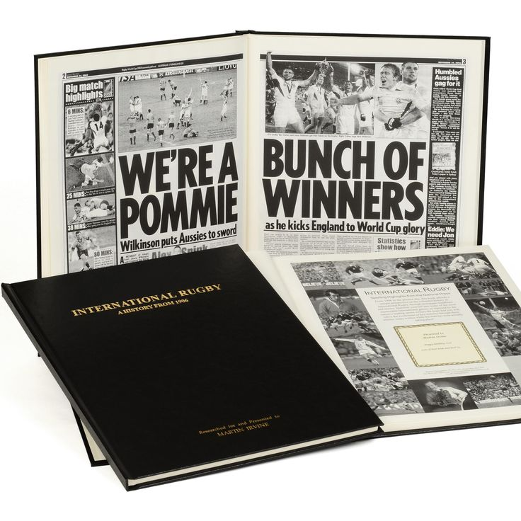 I Just Love It Personalised History of English Rugby Book Personalised History of English Rugby Book - Gift Details. One of our incredible Rugby History Books relive those glorious sporting moments of English rugby from 1906 with this fantastic England In http://www.MightGet.com/may-2017-1/i-just-love-it-personalised-history-of-english-rugby-book.asp