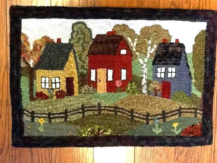 Fresh Rug Hooking Patterns And