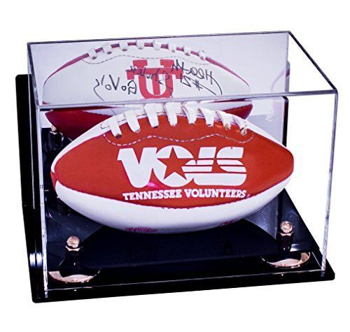 """Versatile Acrylic Display Case with Wall Mount - Small Rectangle Box 9.5"""" x 6"""" x 6.75"""""""