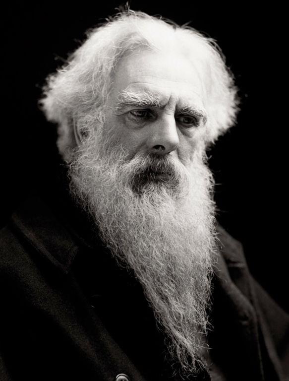 Eadweard Muybridge. pioneering work in his photographic studies of motion... (1/3/2014)  People  (Thanks, BSD.)  (CTS)
