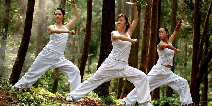 Простая гимнастика от тибетских монахов