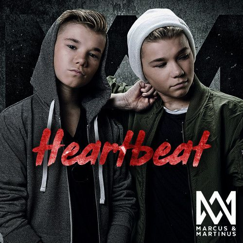 Marcus & Martinus - Heartbeat Lyrics