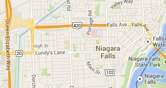 Coronation 50 Plus Recreation Centre in Niagara Falls Ontario