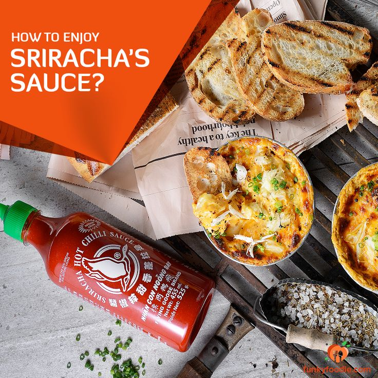 SIX great ways to enjoy the potent sauce:  Product URL: https://funkyfoodie.com/oriental/flying-goose/hot-chilli-sauce-122  #FunkyFoodie #Foodie #Food #OnlineFood #Snack #TomatoSoup #SriRacha #ChilliSauce #Flavor #UK