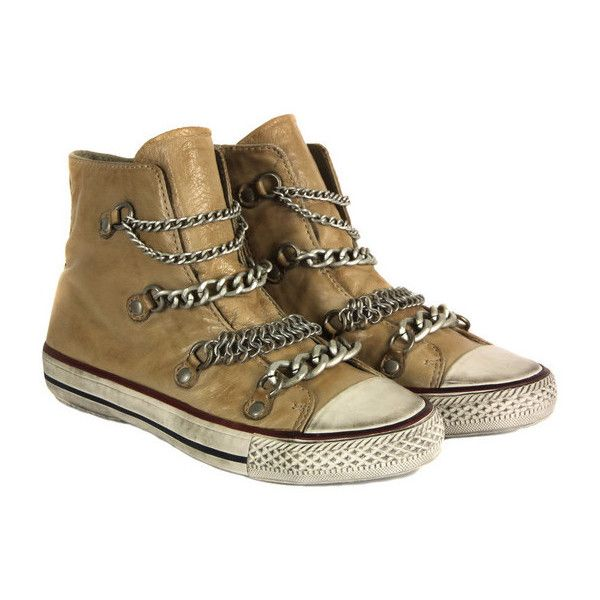 Ash Val Clay Trainers