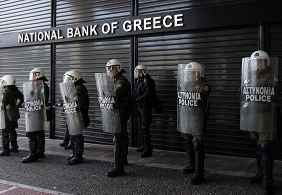 CADTM - The banks' secret behind the Greek tragedy