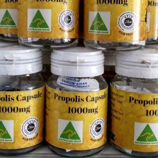 Propolis 30 Capsule @1000mg, Kualitas Internasional Dengan Kemasan Ekonomis Mau? Order via SMS or WA ke 08561848084