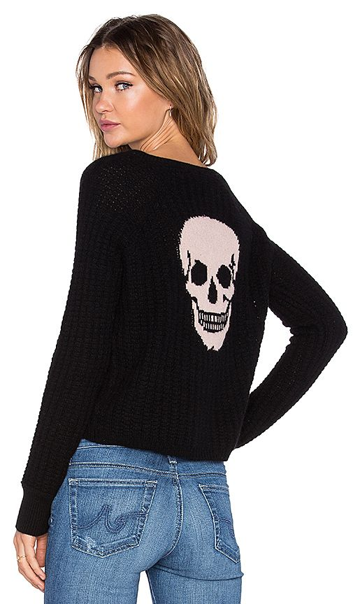 Shop for 360 Sweater Gambino Skull Sweater in Black & Cameo Skull at REVOLVE. Free 2-3 day shipping and returns, 30 day price match guarantee.