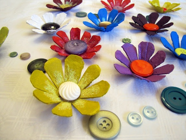 18 best images about preschool crafts on pinterest Egg carton flowers ideas