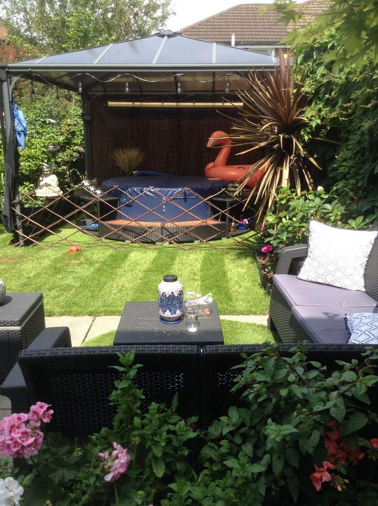 60 best lay z spa garden setup ideas images on pinterest for The range lazy spa