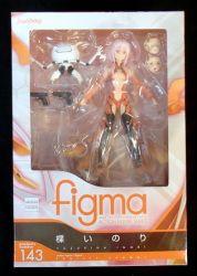 マックスファクトリー figma/ギルティクラウン 143 楪いのり/Yuzuriha Inori