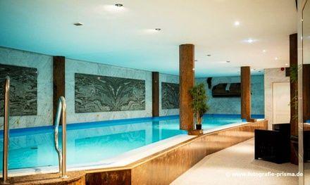 Sarre : 2 ou 3 nuits avec petit déjeuner, 1 dîner, accès sauna et piscine au Schlossberg-Hotel Homburg 4* pour 2 pers.