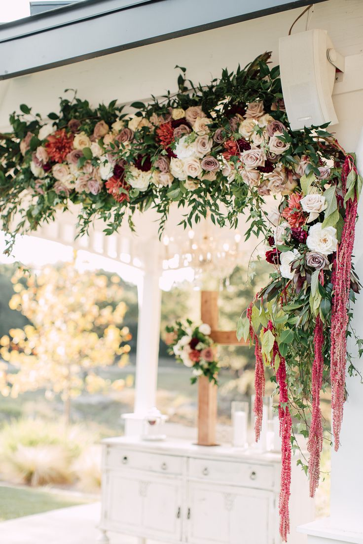 ceremony decor, floral decor, sweet august events, Texas weddings, hill country weddings, Kendall plantation