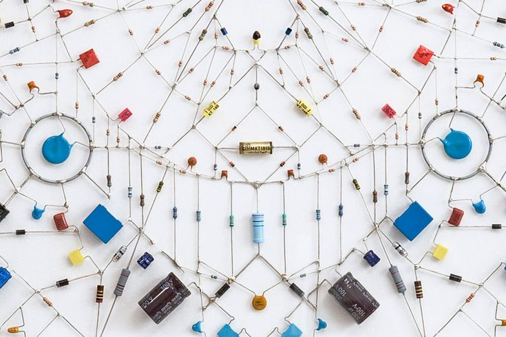 6   Circuit Board Mandalas For A Society That Worships Tech   Co.Design: business + innovation + design