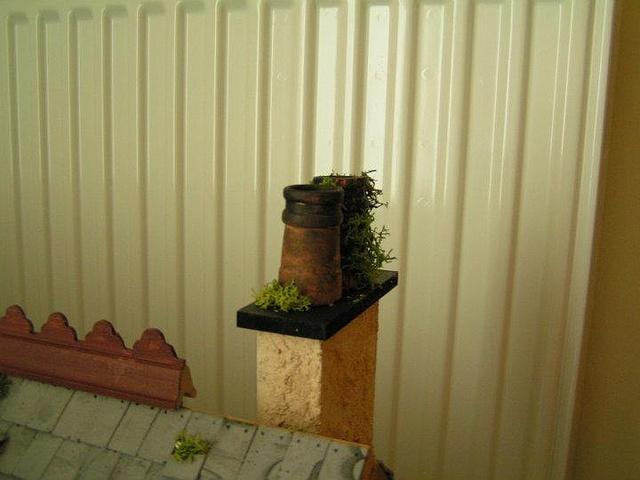 Chimney pots by Sweetbriar Dreams, via Flickr