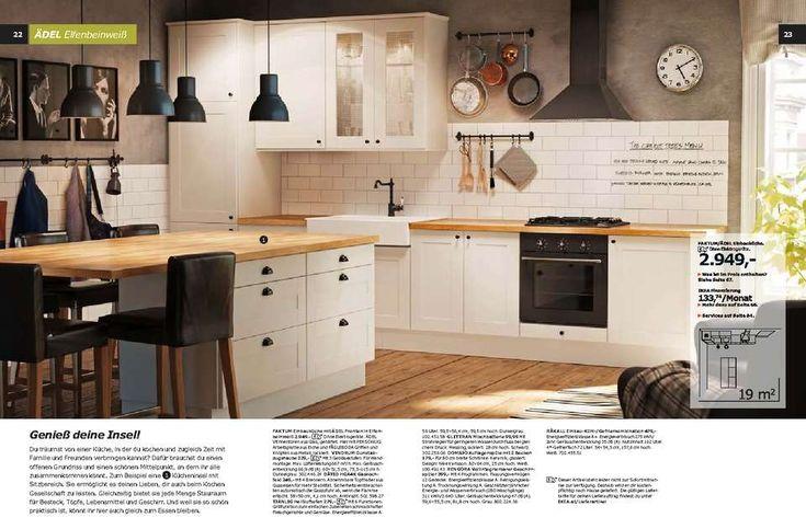 stunning küchen ikea katalog gallery - house design ideas