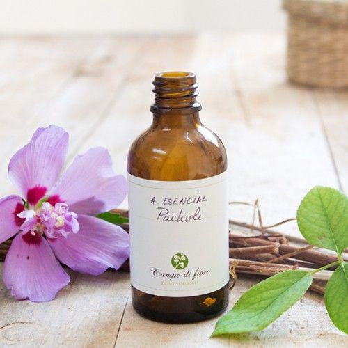 Aceite esencial de Pachuli | Aceites esenciales para jabones y cremas