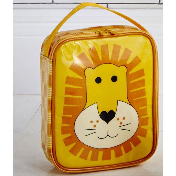 Lion Lunch Bag #lion #quirky