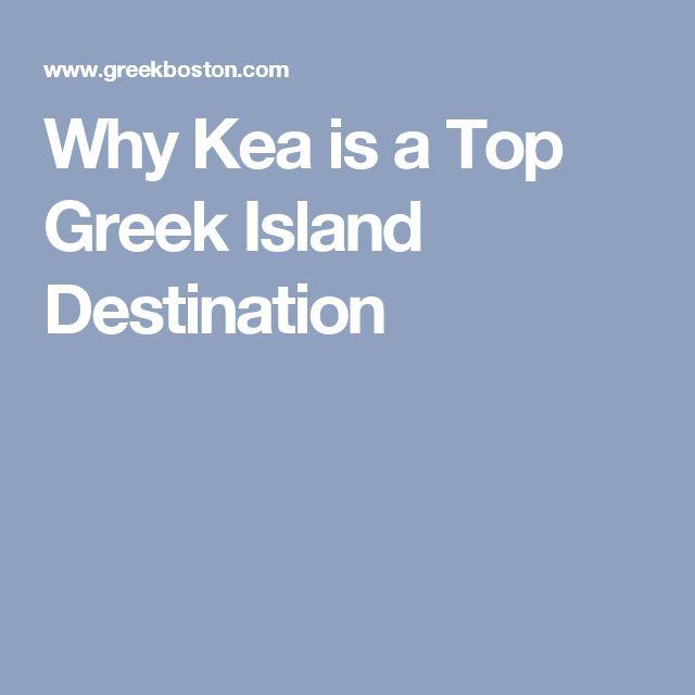 Why Kea is a Top Greek Island Destination