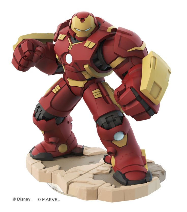 Hulkbuster - Disney Infinity 3.0 - Toy Sculpt, Ian Jacobs on ArtStation at https://www.artstation.com/artwork/hulkbuster-disney-infinity-3-0-toy-sculpt