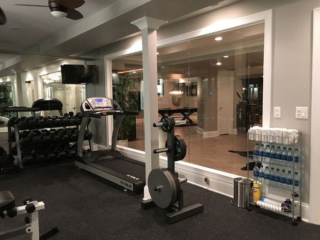Small home gyms on pinterest: best ideas about home gym room ideas