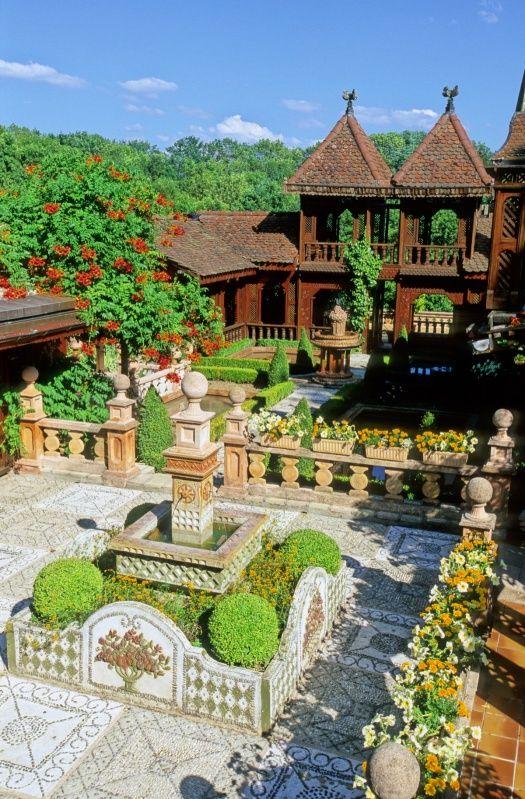Jardins secrets (Haute Savoie)
