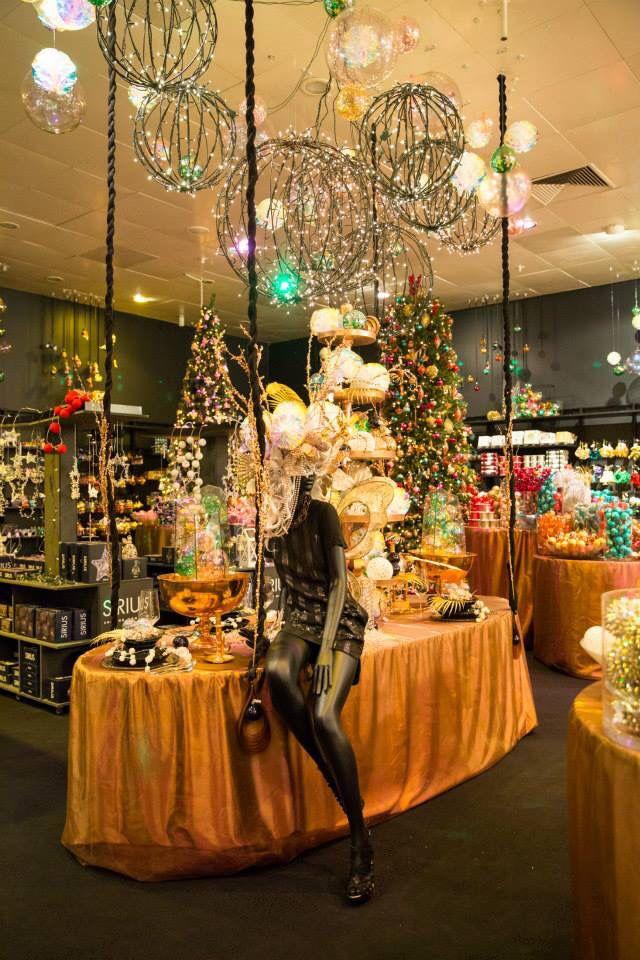 Christmas at the Bijenkorf