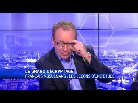 I-télé : Débat suite au sondage de l'Institut Montaigne sur l'Islam de France