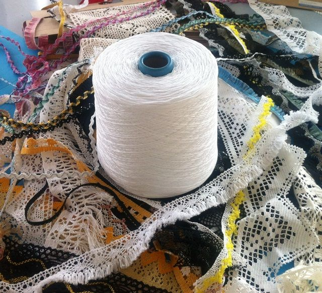 In our online shop you can buy YARN 100% cotton that we use for our production and useful for crochet handmade.Click on the following link: http://www.pizzitaliani.com/en/shop/94/yarn.html