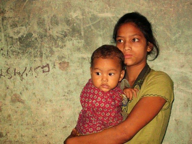 Nepal: Nepal Landslide Leaves Women and Children Vulnerable