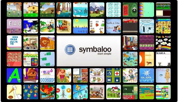 Oratio Orientation: SYMBALOO. CONCIENCIA FONOLÓGICA . APLIACIONES ONLINE.