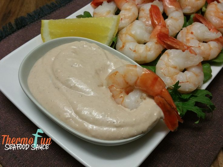 Print Seafood Sauce Recipe By thermofun November 15, 2015 This seafood sauce I made simply came about from not having any in my fridge!!  So I jumped on the internet and many sites recommended a very basic recipe of mixing mayo and tomato sauce and a few drops of tabasco!   Too easy!  Especially with …