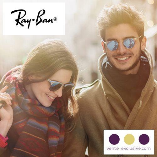 Nu bij Vente-exclusive.com: Ray-Ban korting tot wel 70% Vanaf vandaag Tot zondag 27 december 23u59 geeft Vente-Exclusive tot maarliefst 70% korting op unisex, dames, heren en kinderzonnebril...