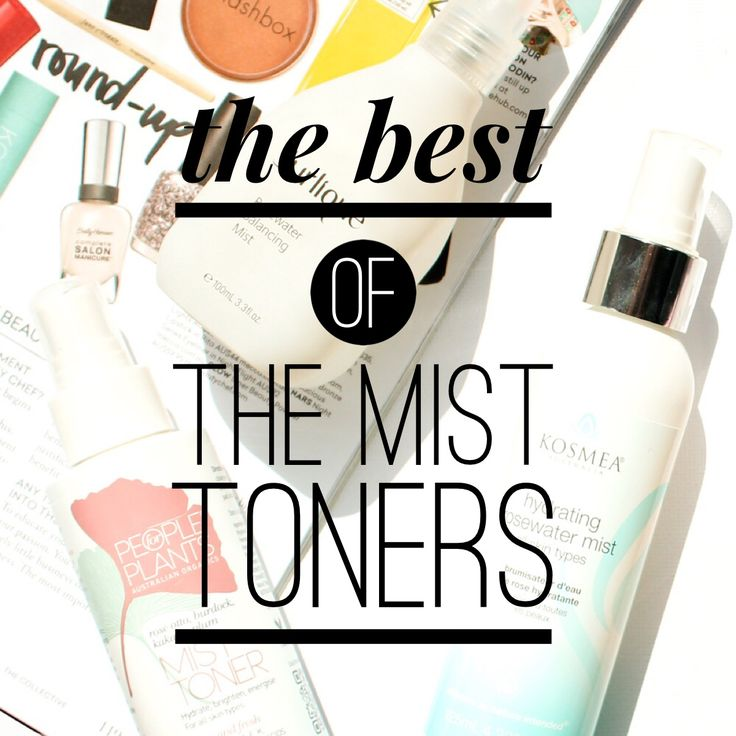 Ever wondered which mist toner is the one for you? Check out the guide on themaquillage.com.au