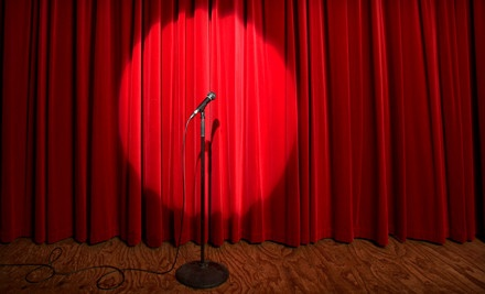 BATON ROUGE, LA - Funny Bone Comedy Club – Highlands/Perkins  Comedy Show with Beer for Two or Four (Up to 55% Off)