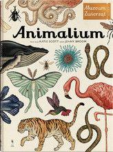 Animalium - Wydawnictwo Dwie Siostry