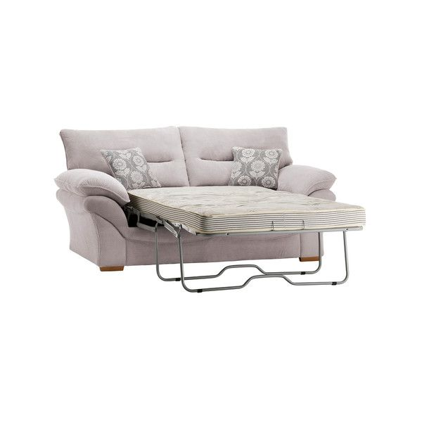 Dynasty Silver Fabric Sofas 2 Seater Sofa Bed Chloe Range Oak Furnitureland 2 Seater Sofa Oak Furniture
