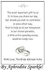 honeymoon fund wording - Google Search