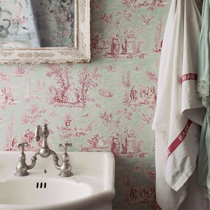 47 best Sanderson Wallpaper images on Pinterest | Fabric wall ...