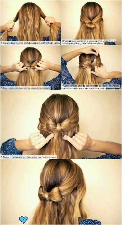 Top com cabelo