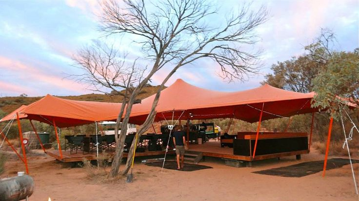 141 best images about bush camps on pinterest see best for Semi permanent tents