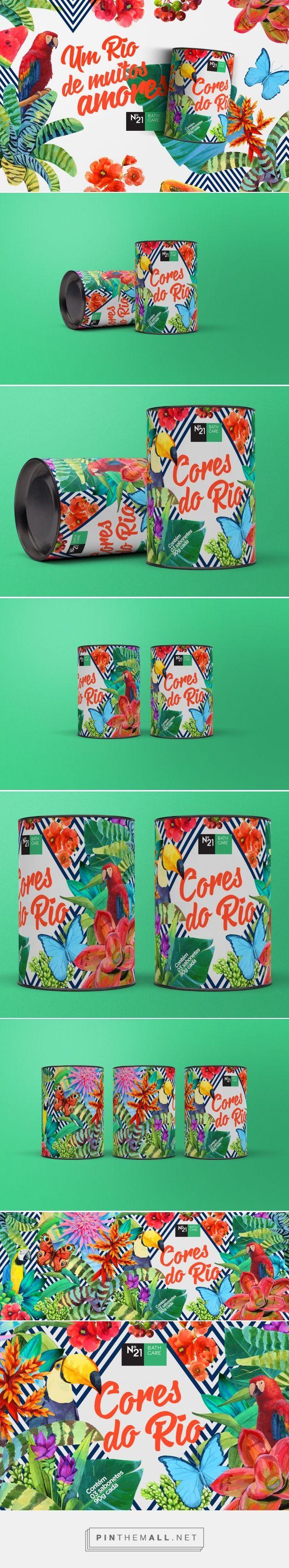 Colors of Rio / Soap / Carmelita Design