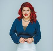 Ruby Polanco, President of the Ruby Makeup Academy…Beauty is her Business!
