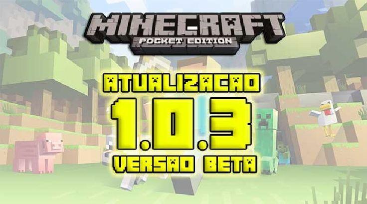 Minecraft Pocket Edition 1.0.3 | Emulador de Android