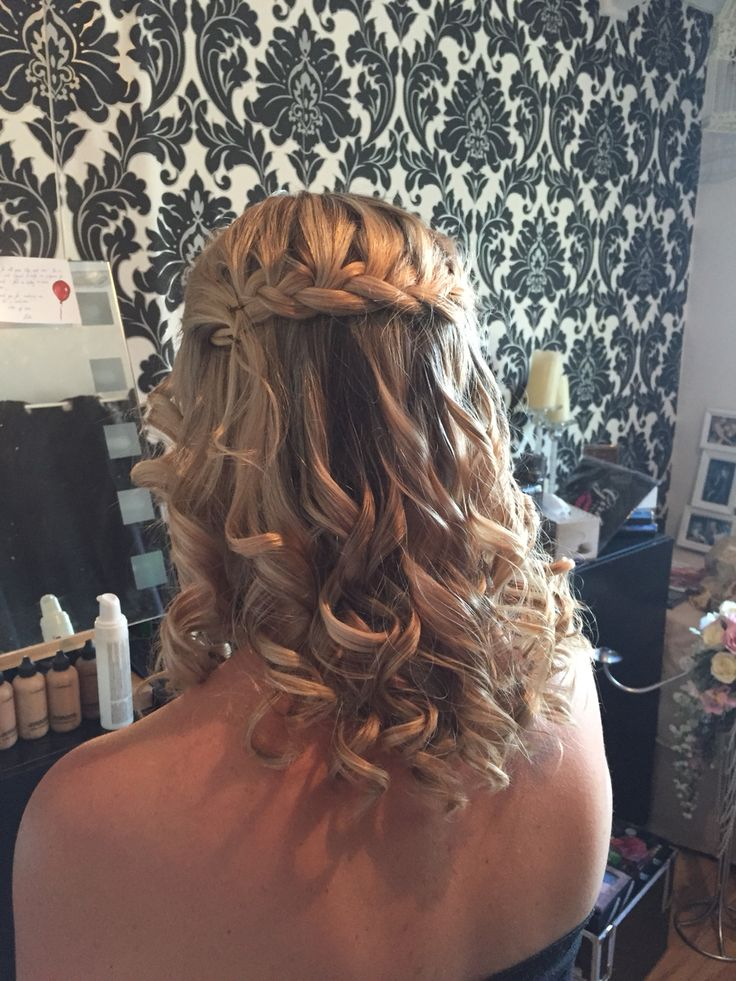 Bridal hair by Cassandra Lee